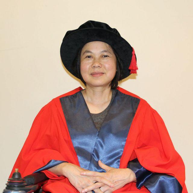 Dr. Hoang-Yen T.Vo